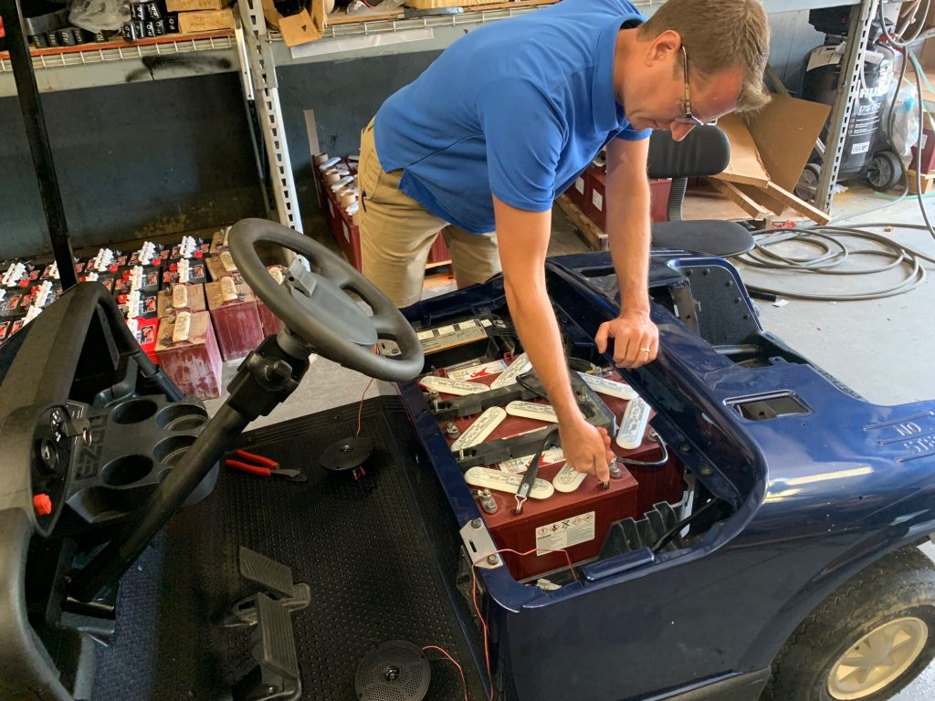 service_andy battery job